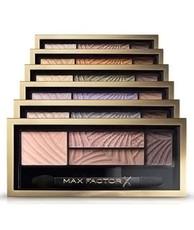 Паллета для макияжа глаз (запечённые тени для век + тени-пудра для бровей) SMOKEY EYE DRAMA KIT Max Factor