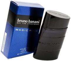 Туалетная вода Bruno Banani Magic Man