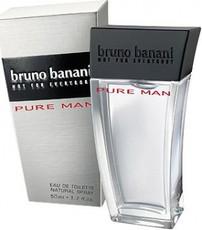 Туалетная вода Bruno Banani Pure Man