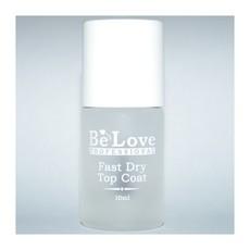 Покрытие завершающее быстросохнущее для ногтей Be'Love