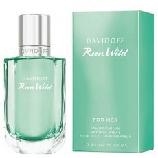 Парфюмерная вода для женщин DAVIDOFF Run Wild For Her Eau De Parfum