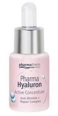 Сыворотка Активный Гиалурон концентрат против морщин + Восстановление Pharma Hyaluron (срок годности до 12.19)