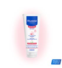 Молочко для тела увлажняющее успокаивающее (для очень чувствительной кожи) MUSTELA