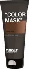 Тонирующая маска для волос PROFESSIONAL COLOR REFRESH MASK Yunsey